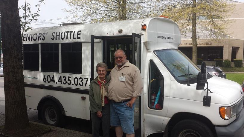 Seniors Shuttle - small