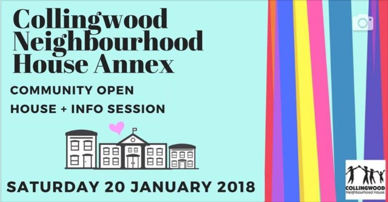 Annex Info Session - Jan. 2018