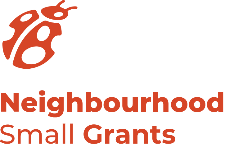 Logo of Neighbourhood Small Grants