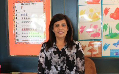 Celebrating over 30 years at CNH with Satinder Kaur Singh