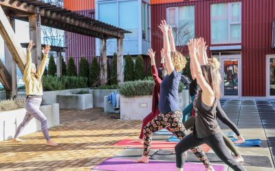 The Hour: Yoga & Movement (Online)